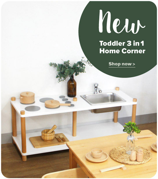 Toddler Home Corner